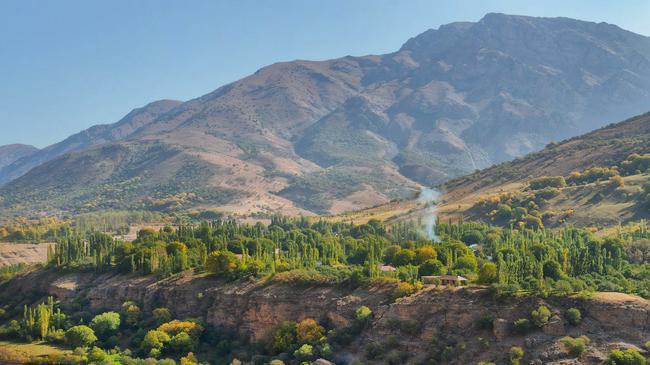 Узбекистан без туристов